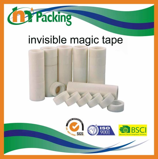 china high quality invisible stationery tape for correction china