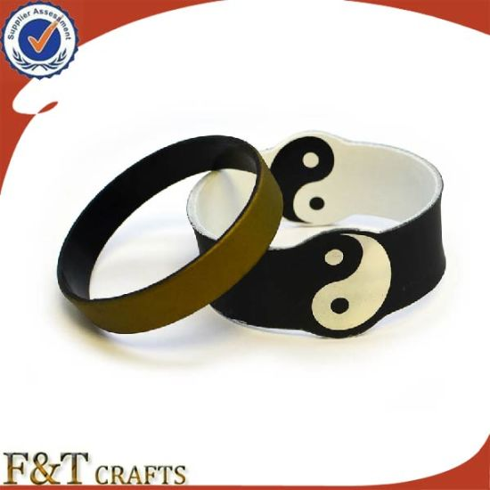 Promotional Silicon Bracelet for Gift