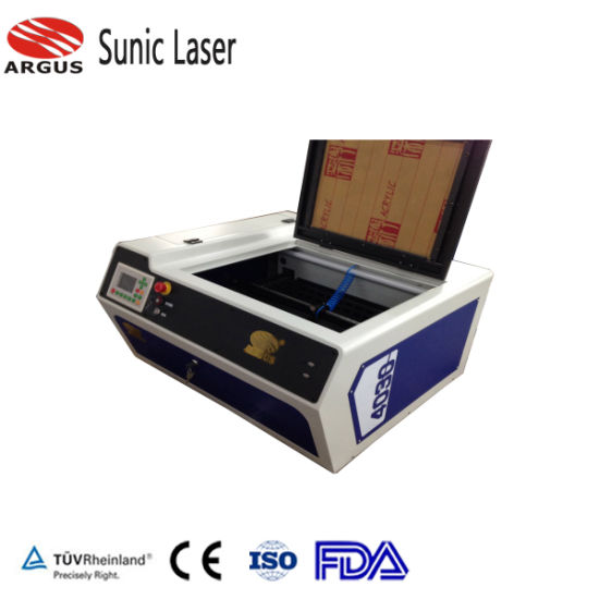China Entry Level Laser Engraving Etching Embossing Cutting Machine