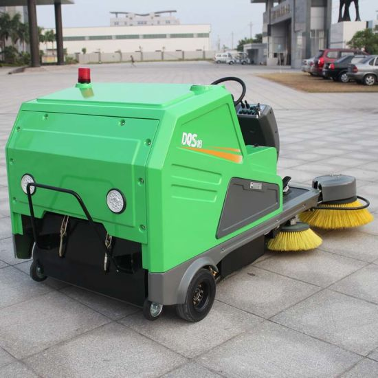 China OEM Manufacturer Industrial Warehouse Floor Sweeper (DQS18/18A) pictures & photos