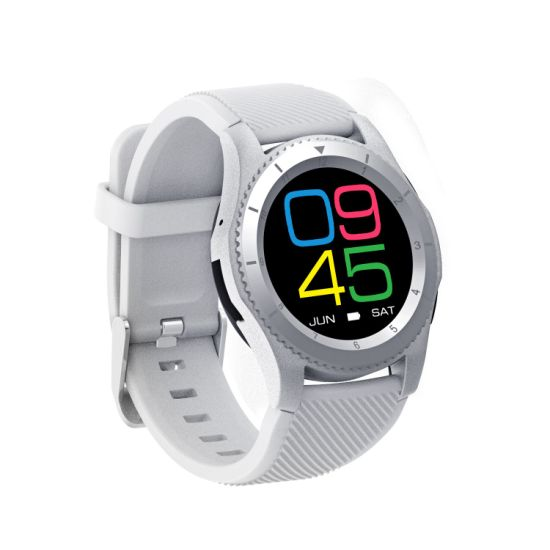 Multi-Functional Smart Watch Supporting SIM Card for Android/Ios