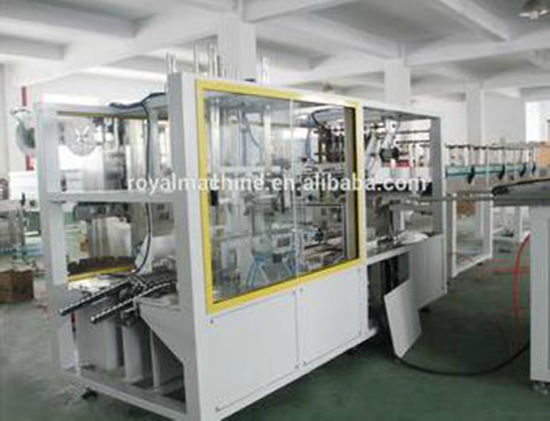 Automatic Sink Type Carton Packing Machine