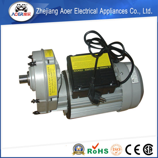 Superior ISO 9001 Factory Durability Geared Motor 220V pictures & photos
