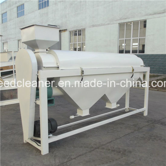 Soybean Polisher Machine Bean Polishing pictures & photos