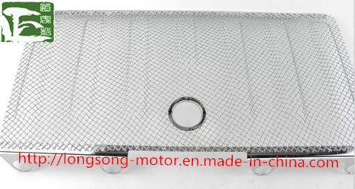 Mesh Grille Insect Nets for 2007-2014 Jeep Wrangler Jk