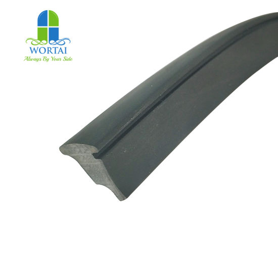 PVC Edging Strip for Glass Trim Seal Strip Rubber Glazing Bead for Doors  and Windows