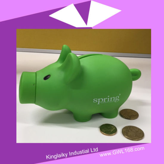 Funky Style Cute Piggy Coin Bank for Promotion Pb-002 pictures & photos