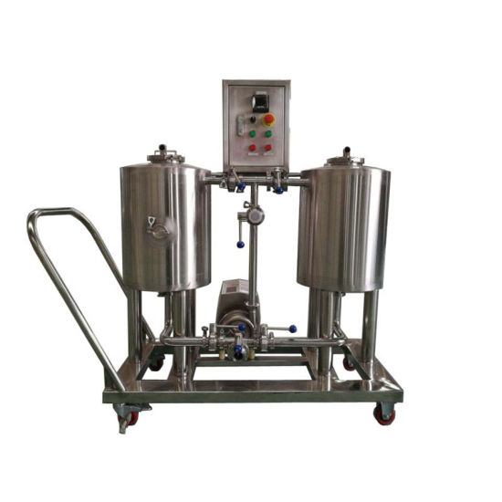 Customizable Stainless Steel Draft Beer Brewing Equipment 200L Copper Brewery Making Equipment pictures & photos