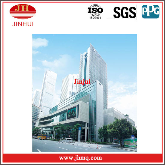 China Model Aluminum Composite Panel Curtain Wall/ACP Curtain Wall