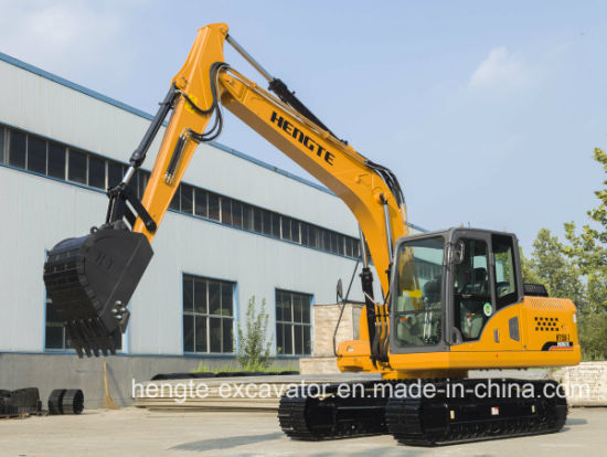 0.6 Cbm Bucket Hydraulic Crawler Excavators (HT150-7) pictures & photos