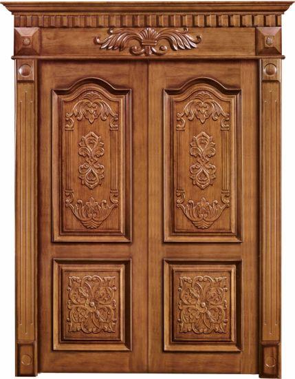 China Solid Wood Door For Villas Villa Main Door Villa Room Door