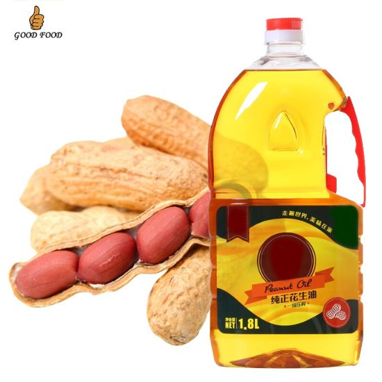 Refined Peanut Oil, Best Quality, China