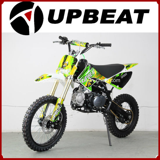 Upbeat 125cc Pit Bike Pitbike Mini Cross Bike pictures & photos