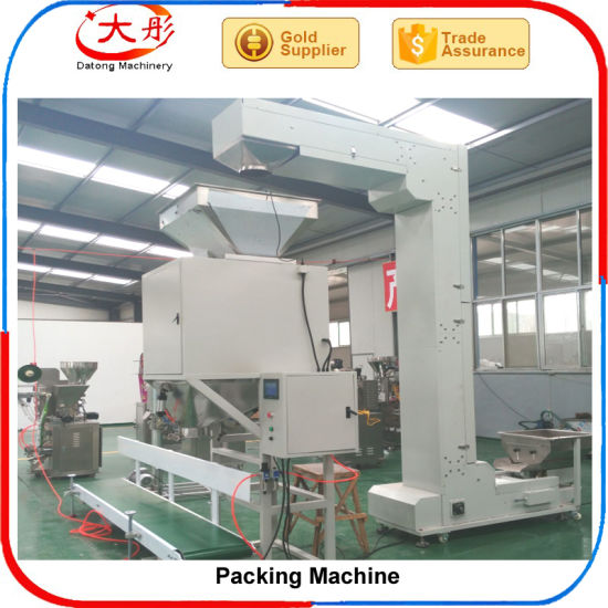 Aqua Fish Feed Pellet Production Line  Floating Fish Feed Extruder pictures & photos