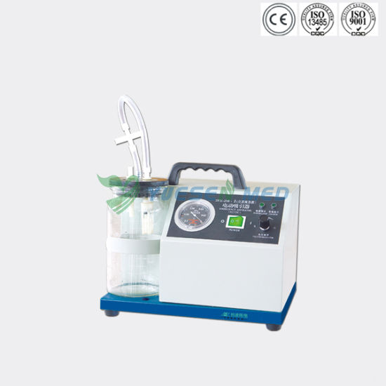 Medical Hospital Emergency Portable Electric Surgical Suction Machine pictures & photos