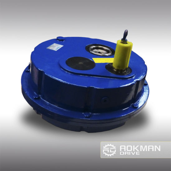 Popular Round ATA Round Shaft Mounted Gearbox From China Aokman