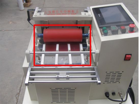 High Speed Roll to Sheet Cutter pictures & photos