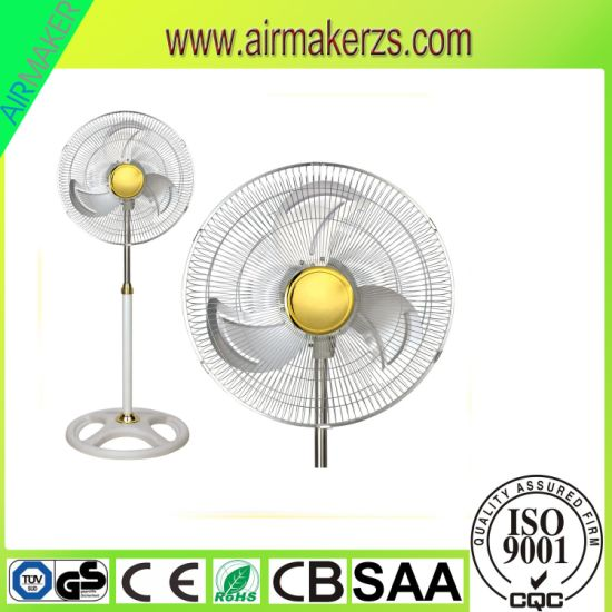 120V/220V 18 Inch Industrial Pedestal Stand Fan with Ce/CB pictures & photos