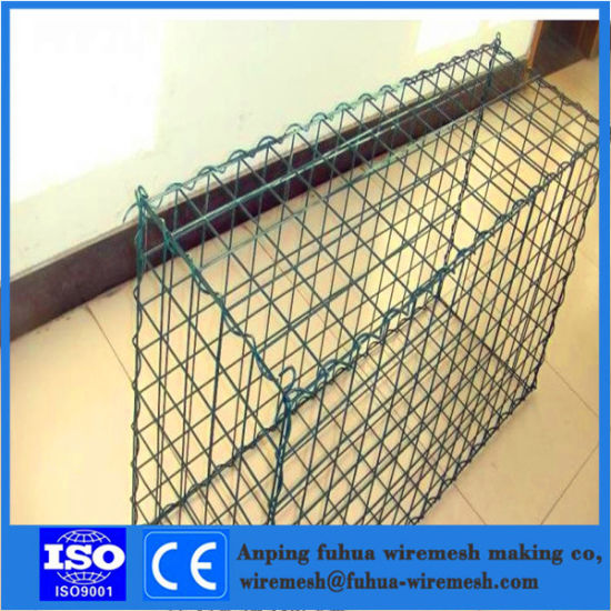 Free Samples Factory Direct Sales Woven Steel Gabion Basket and Gabion Box