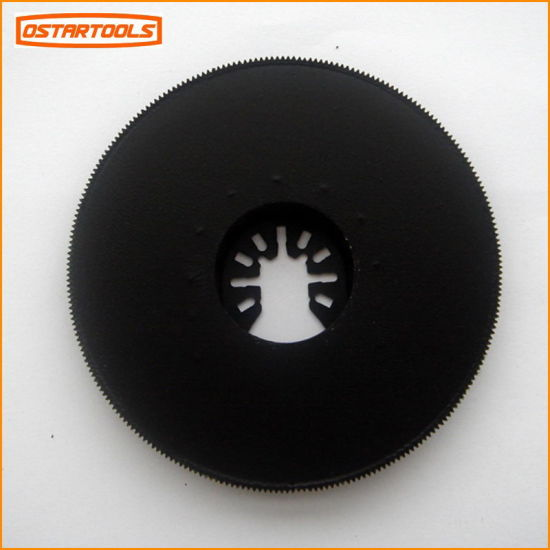HSS Circular Saw Blade for Cutting Thin Metal Nail Screws Wood pictures & photos
