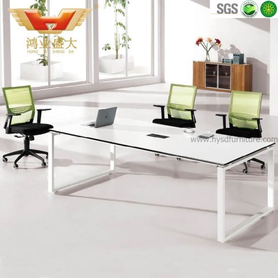 Modern Contract Office Desk Meeting Desk Conference Desk (HY H11)