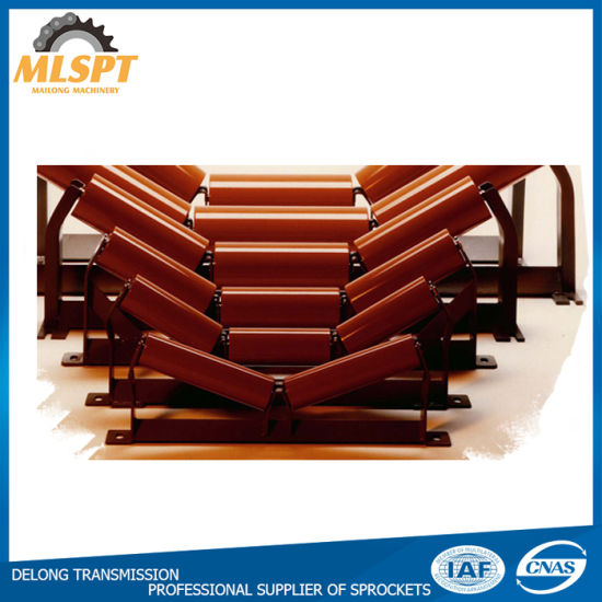 Return Roller Carryier Trough Idler Conveyor Roller pictures & photos