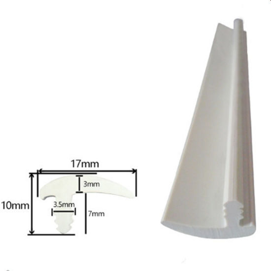 China T Shape Waterproof Silicone Extrusion Profile Seal