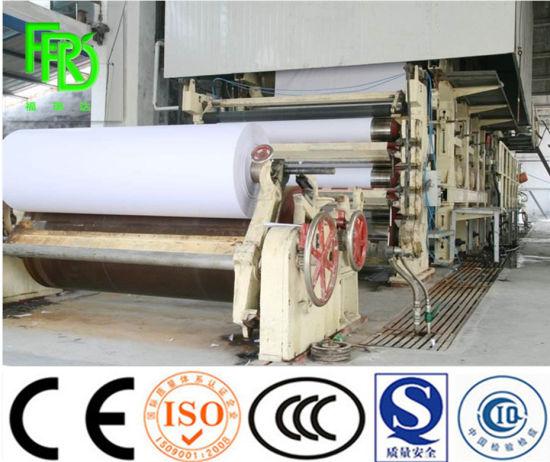 Low Cost High Profit Culture Paper Making Machinery Writing A4 Copy Paper Making Machine, Paper Mill Machine