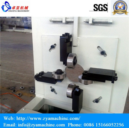 PVC Wood Plastic Profile Making Machine pictures & photos