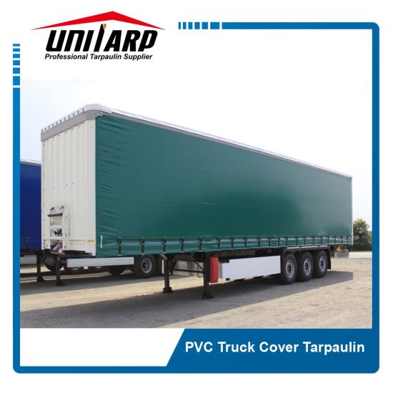5 Years Heavy Duty PVC Tarpaulin Cover for Truck/Container
