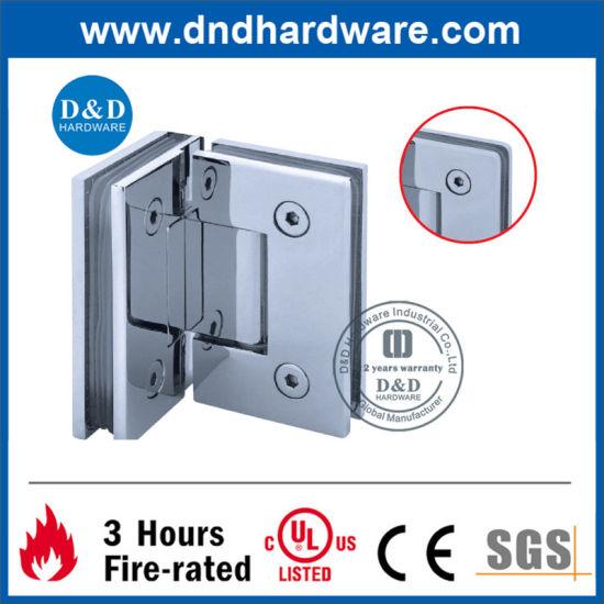 China Door Hardware Glass Shower Door Hinge For Glass Bathroom Door