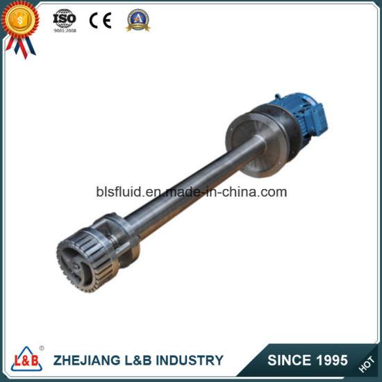 Brh3 Type High Speed Viscosity Vacuum Emulsifying High Shear Mixer