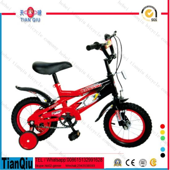 Hot Wheels Hebei Kids Bike 16 Inch for 3 5 Year Old/Kids Bycicle/Factory Wholesale Kiddie Bike Decals/Kids Cycle pictures & photos