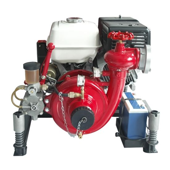 13HP Portable Fire Pump with Honda Engine pictures & photos
