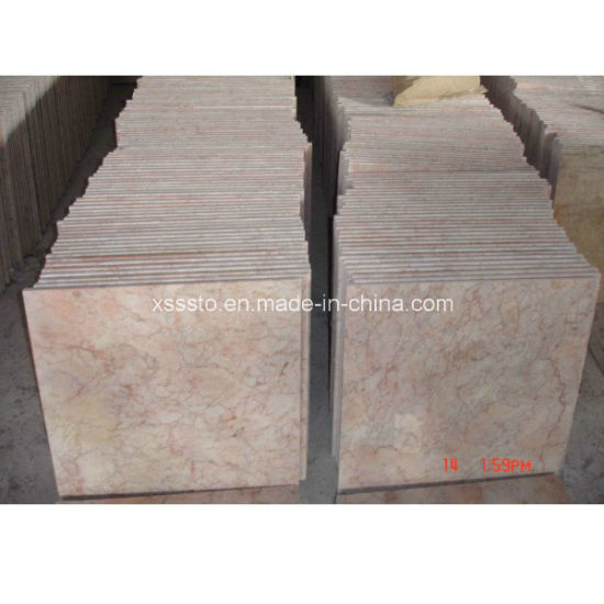 China Good Quality Natural Beige Marble Floor Tiles for Sale - China ...