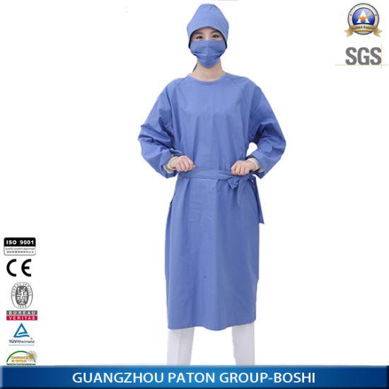 Unisex Green Scrub Uniform Hospital Clothes