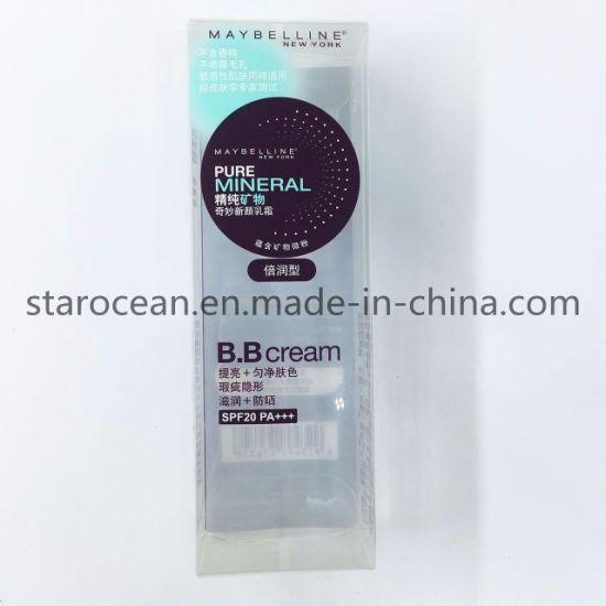 Custom Plastic Packing Box for Cosmetic, Skin Care, Makeup