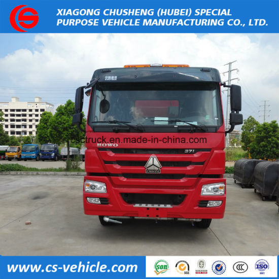 HOWO 6X4 20000 Liters Fire Figthing Water Tank Truck