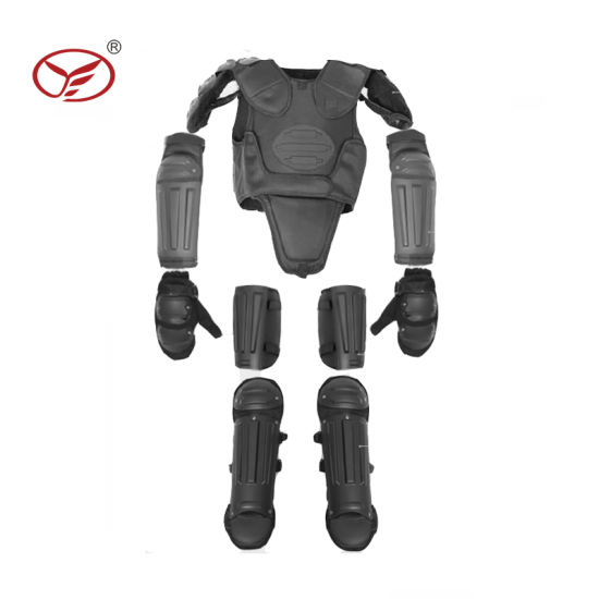 Tactical Anti-Riot Suit with Anti-Flame for Police and Military