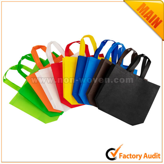 Reusable Shopping Bag, Biodegradable Bags, Non Woven Tote Bag pictures & photos