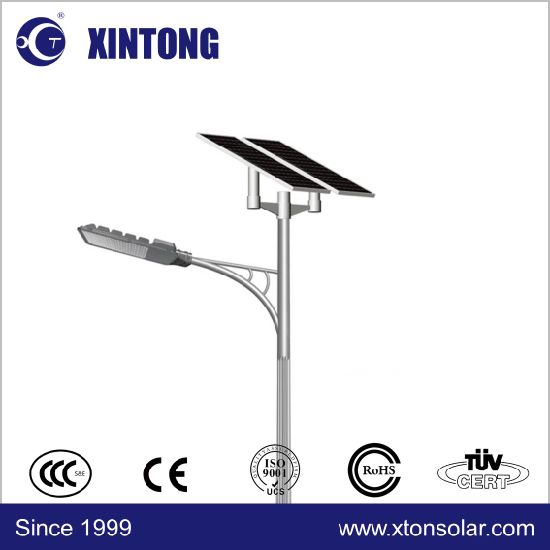 Intelligent Solar Street Light Control System pictures & photos
