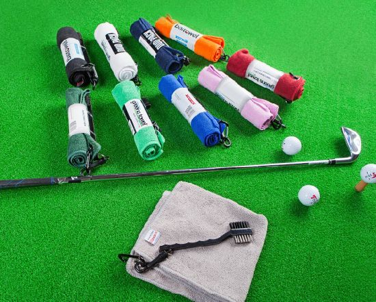 Microfiber Towel Car Towel Thick Golf Towel Sport Towel pictures & photos