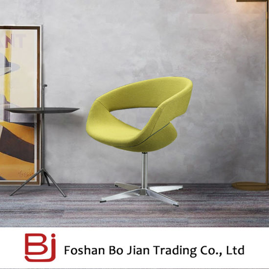 Nordic Style Modern Restaurant Hotel Fabric Dining Chair