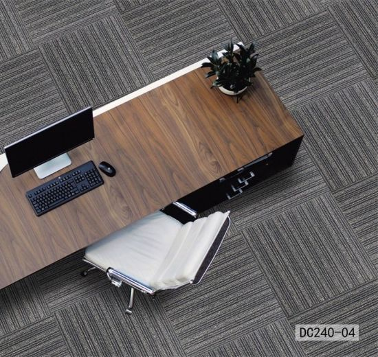Interlocking Carpet Tiles Hotel