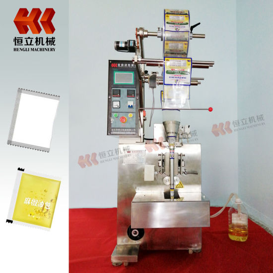 Packing Machinery Wholesales Liquid Filling and Sealing Packaging Machine