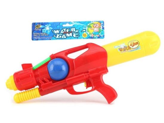 Summer Toys Pump Water Gun with Solid Color pictures & photos