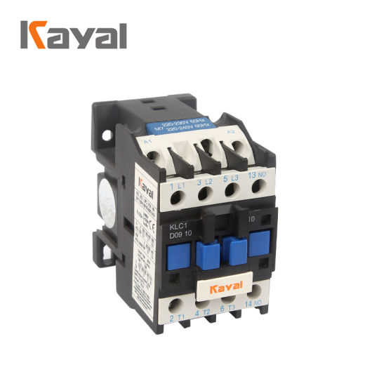 New Products 240V LC1 D1810 3 Pole Vacuum Contactor