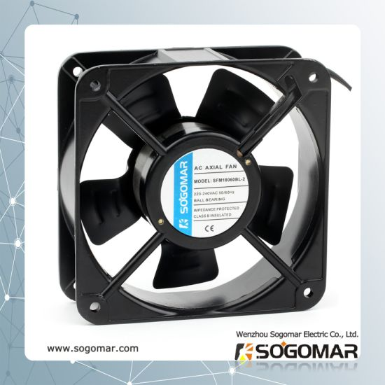 (SFM18060) Ball Bearing External Rotor Ventilating Fan for Weilding Machine