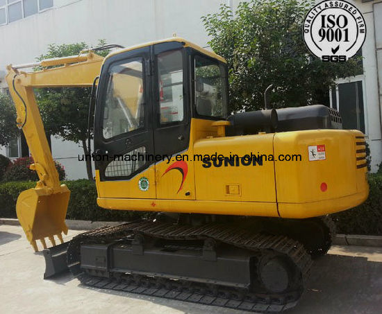 High Cost Performance Sunion Dls60-8b Crawler Excavator pictures & photos