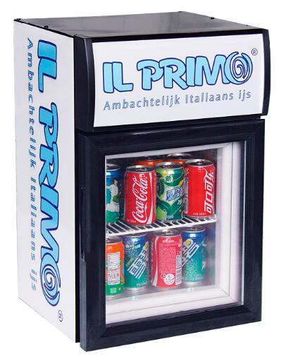 Bar Mini Display Fridge with Transparent Door (JGA-SC20)